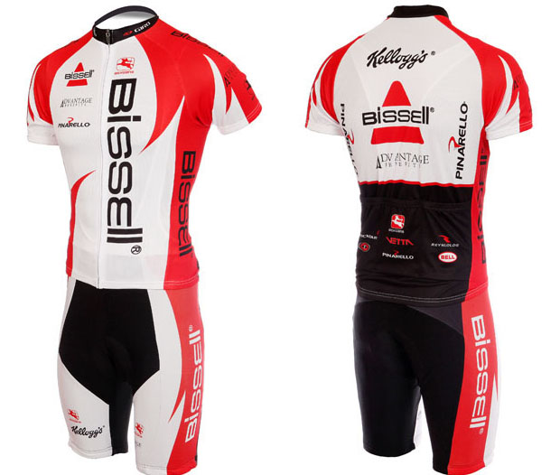 Maillot Bissell Mangas Cortas