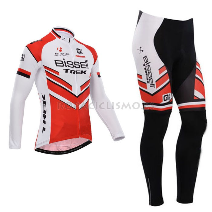 2014 Maillot Bissell Mangas Largas